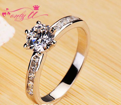 white gold diamond wedding rings for women Womens Wedding Bands