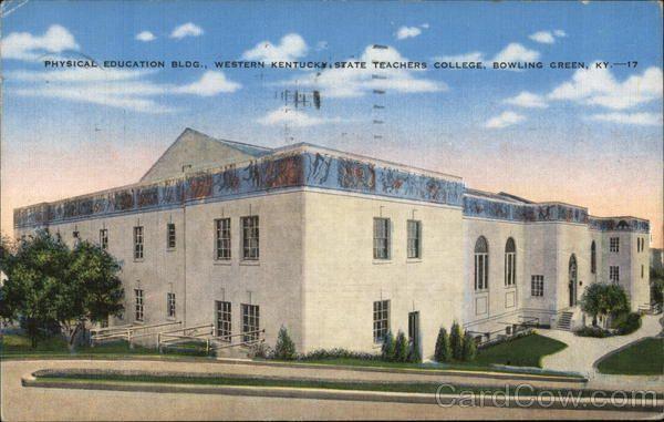 Music Hall, Western Kentucky State Teachers College