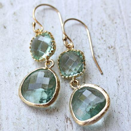 drops of Jupiter earrings