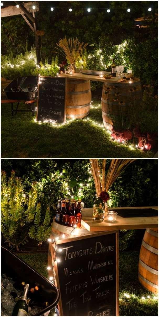 Incredible DIY Outdoor Bar Ideas - decoratoo. How ...