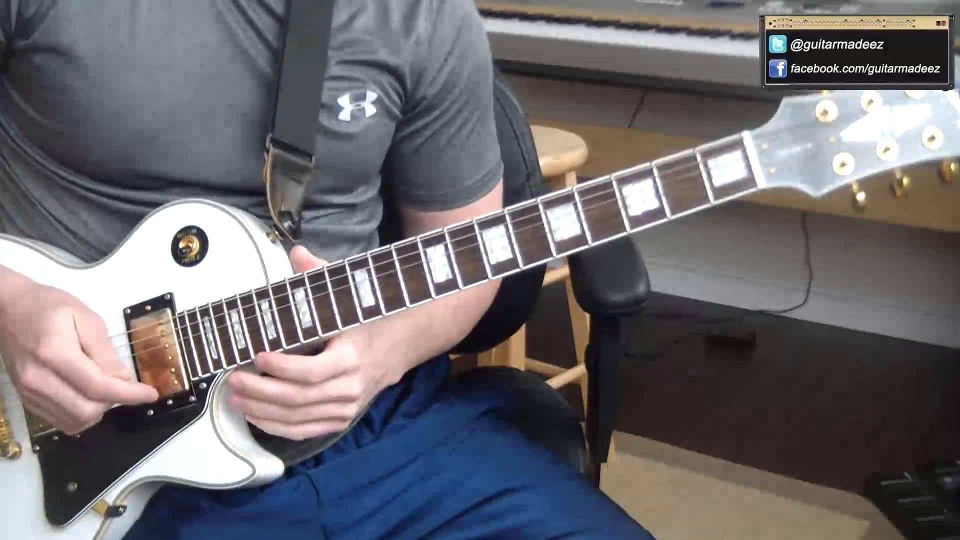 Acdc Big Balls Guitar Tutorial Made Incredibly Simple