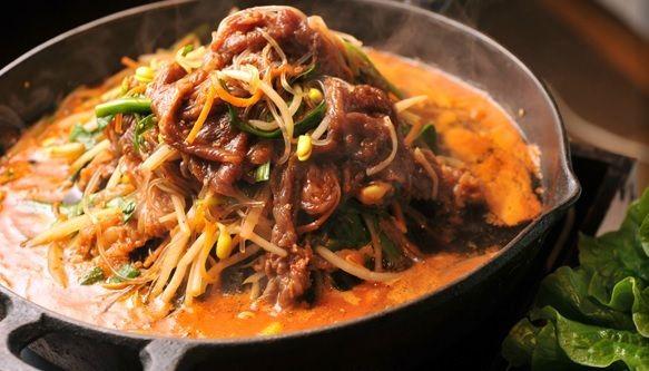 料理 四条 韓国