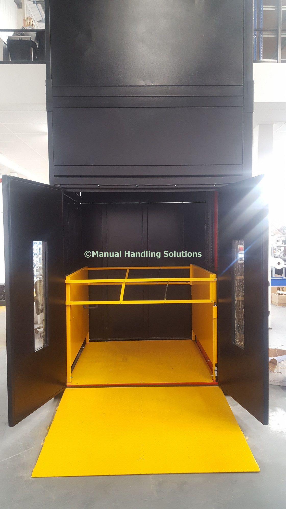Goods Lift Solutions By Mhs We Offer A Complete Range Of Goods