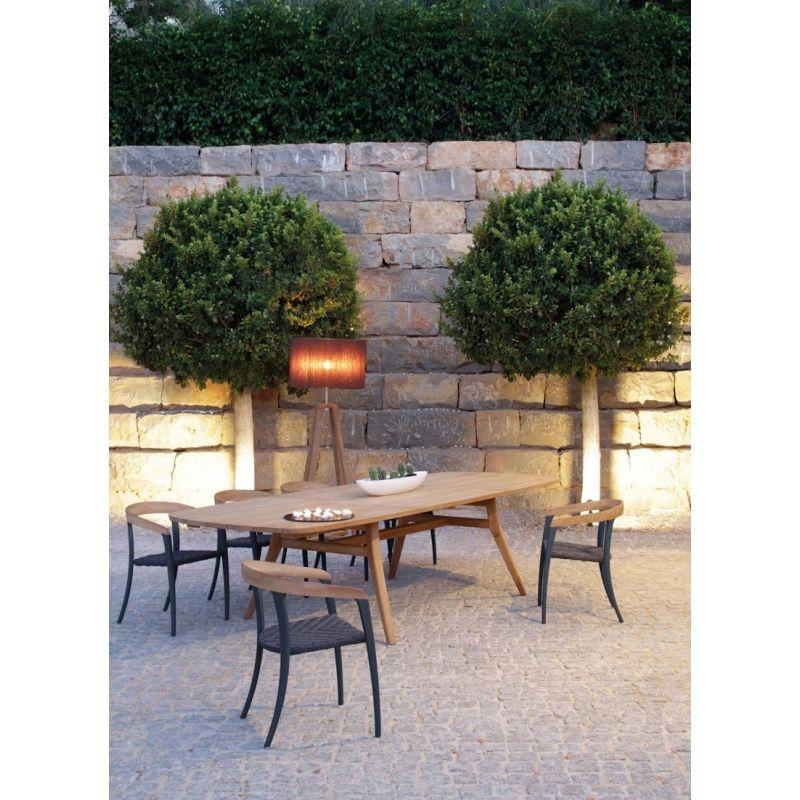 Royal Botania Jive Armlehnstuhl Jive Outdoor Essgruppe Ziegelsteine Terassenideen Armlehnstuhl