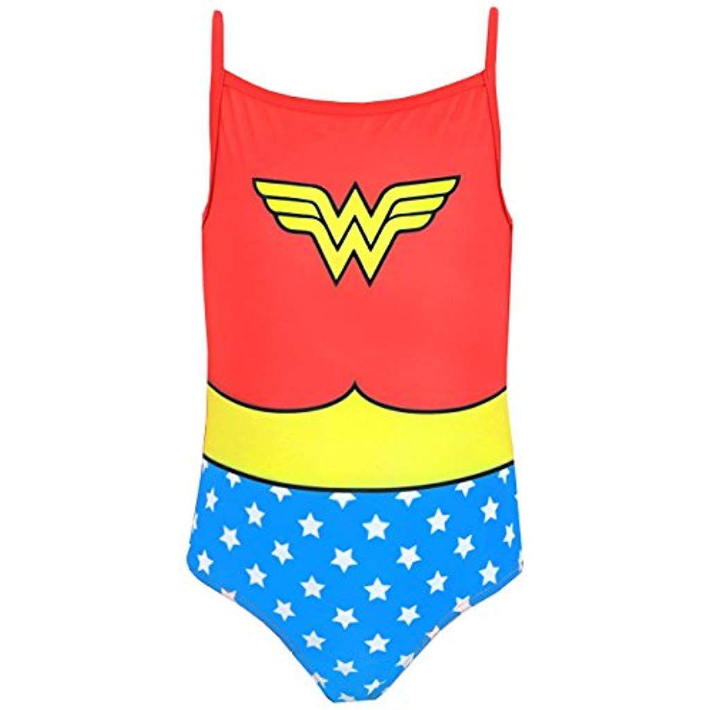 Everpert Costumi da Bagno Ragazza da Sirena 3Pcs Coda da Sirena per Nuotare Set Kids Cute Costume Cosplay