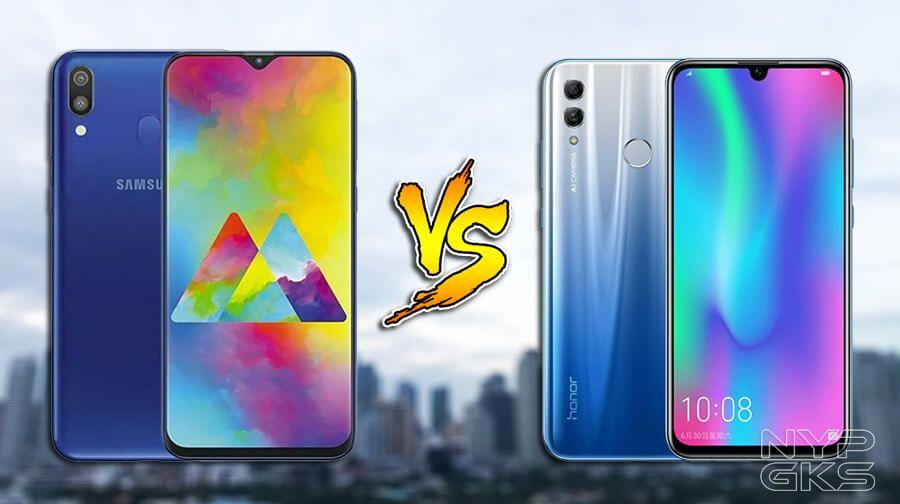 Honor 10 Lite Vs Samsung Galaxy M20 Specs Comparison Organizar