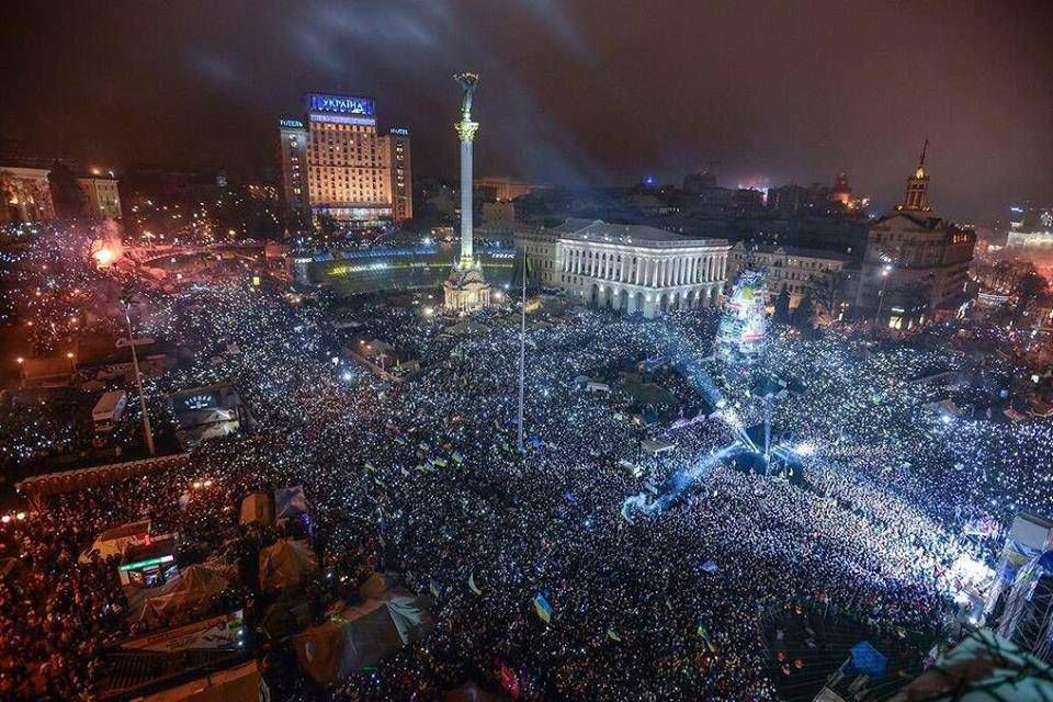 My Maidan. A tribute to the revolution that changed us