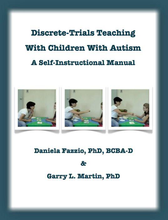 Discrete-Trials Teaching A Self Instruction Manual Yes please