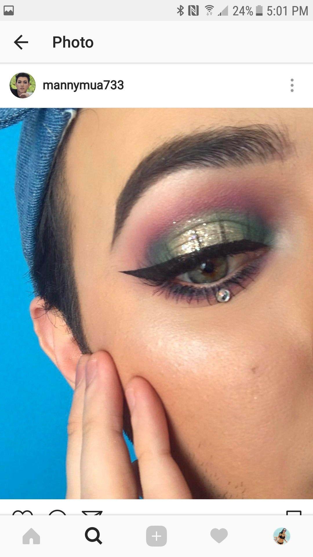 Manny Mua Makeup