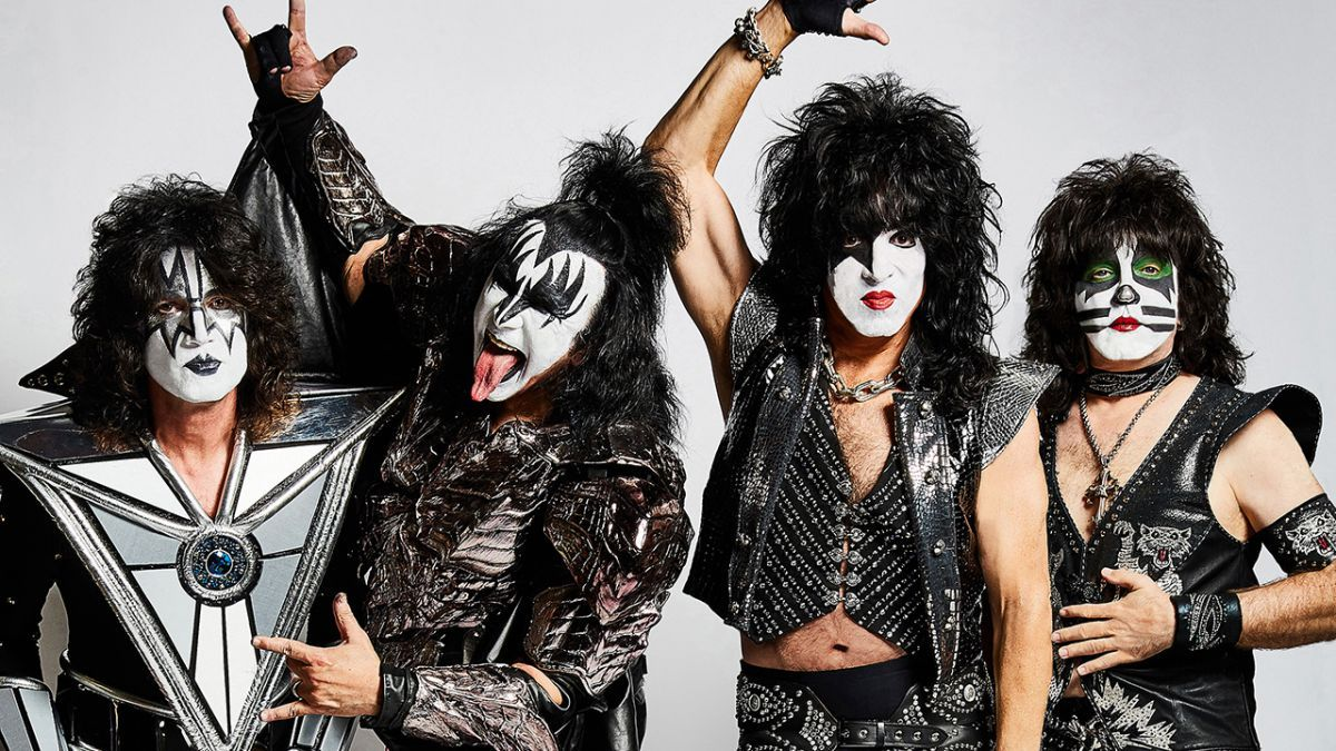 Genesimmons Kissonline Are The Most Fabulous Band In The World Paul Stanley Gene Simmons Musicas Novas