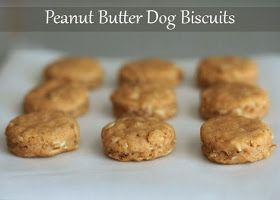 Hope Whispers Peanut Butter Dog Biscuits Dog Recipes Peanut