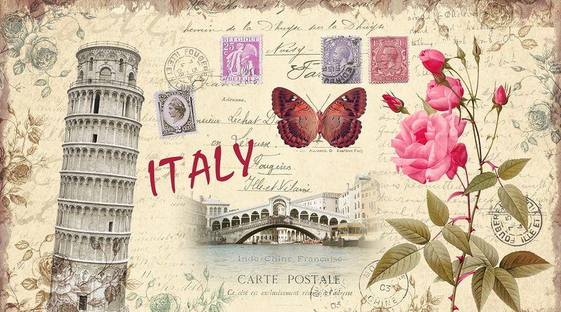 сама картинки для декупажа италия винтаж основу сорта автор