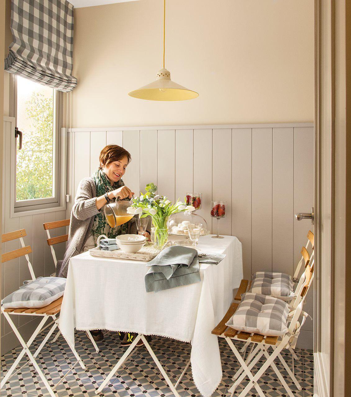 La Cocina M S Peque A El Mueble Revista Pavimento Palau  # Muebles Hermanos Mora