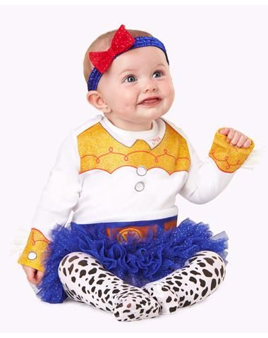 toy story jessie infant costume giddy up and go this halloween in the officially licensed toy story jessie infant costume - Toddler Jessie Halloween Costume