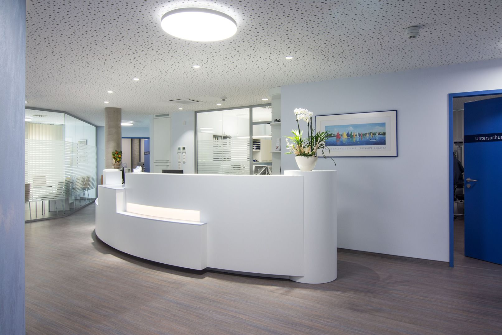 Innenarchitekten Bremen augenarztpraxis bremen thöne innenarchitektur arztpraxis