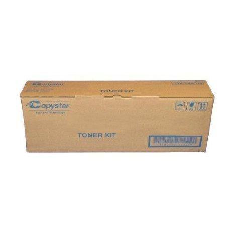 Kyocera-strategic Kyocera Tk-899c Cyan Toner Cartridge For Use In Copystar Cs205c Cs255c Estimated