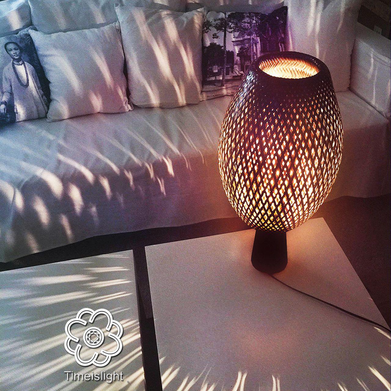 Cocoon Lampe 28cmlumieretamisee H61cm Sur Avec Variateur Socle f7Yb6yvg
