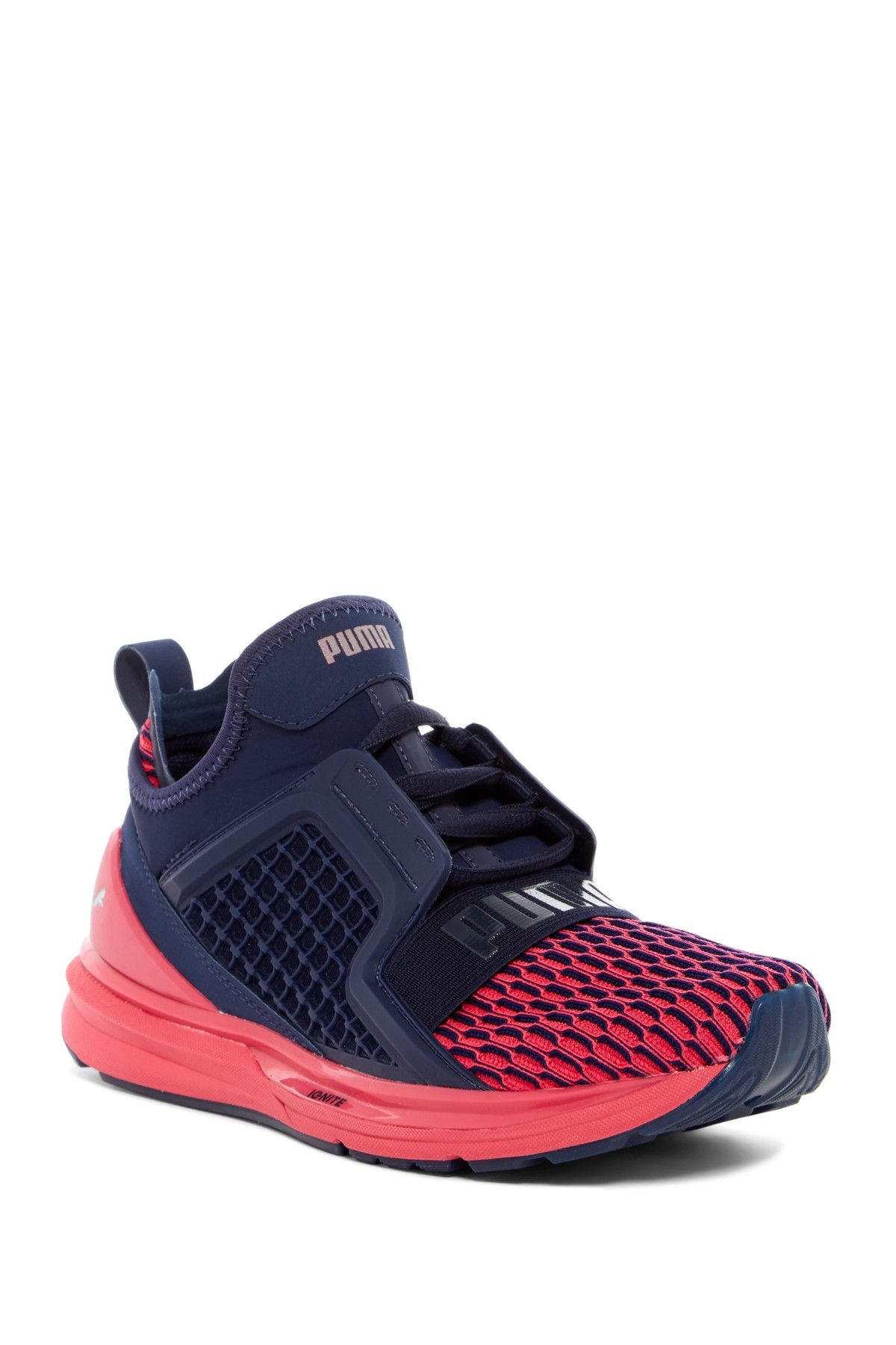 8aa26a44f0d Ignite Limitless Colorblock Sneaker