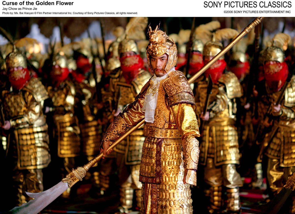 An urizen commander rallies his troops to war golden