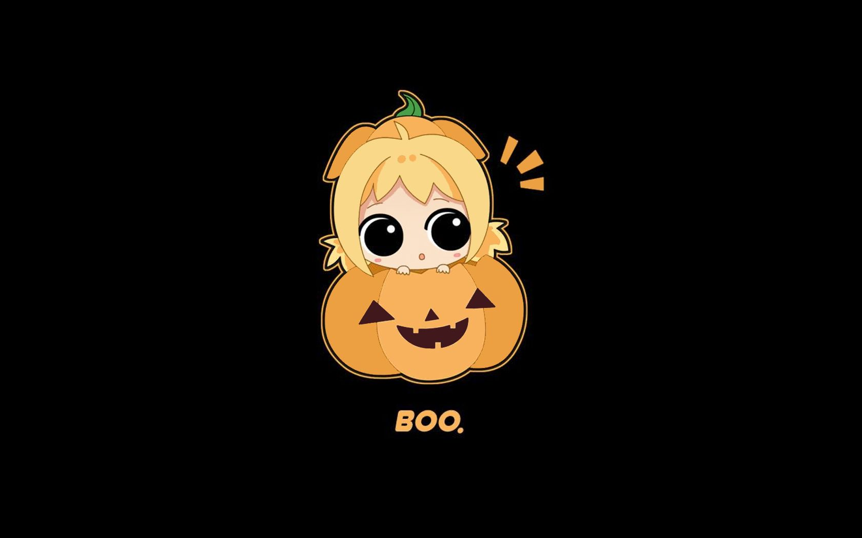 Pin By Chelsijo Mildenberger On Halloween Anime Halloween Wallpaper Halloween Desktop Wallpaper Cute Wallpapers