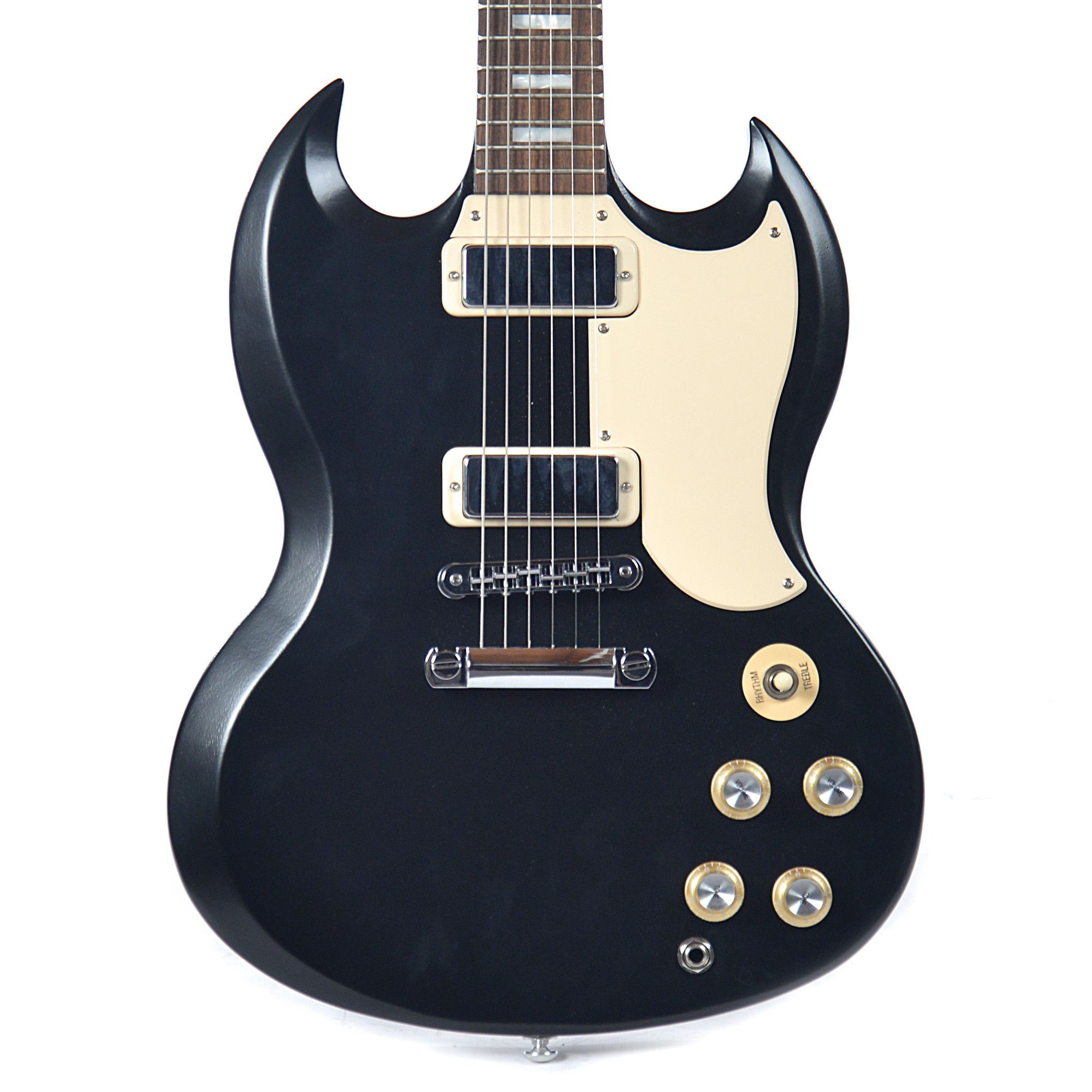 gibson usa sg special faded t satin ebony vintage guitars gibson sg purple  guitar wiring schematics