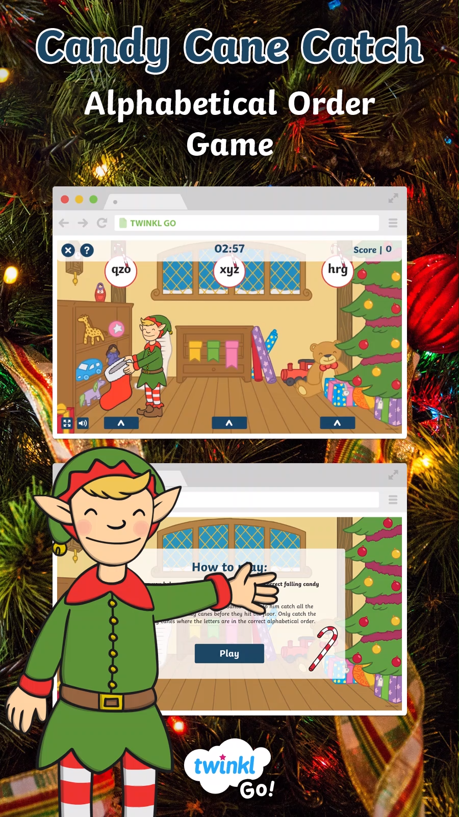 11+ Christmas Games Videos Candy Cane Online games for
