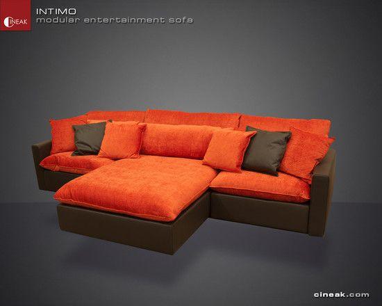CINEAK Intimo Modular Entertainment Sofa