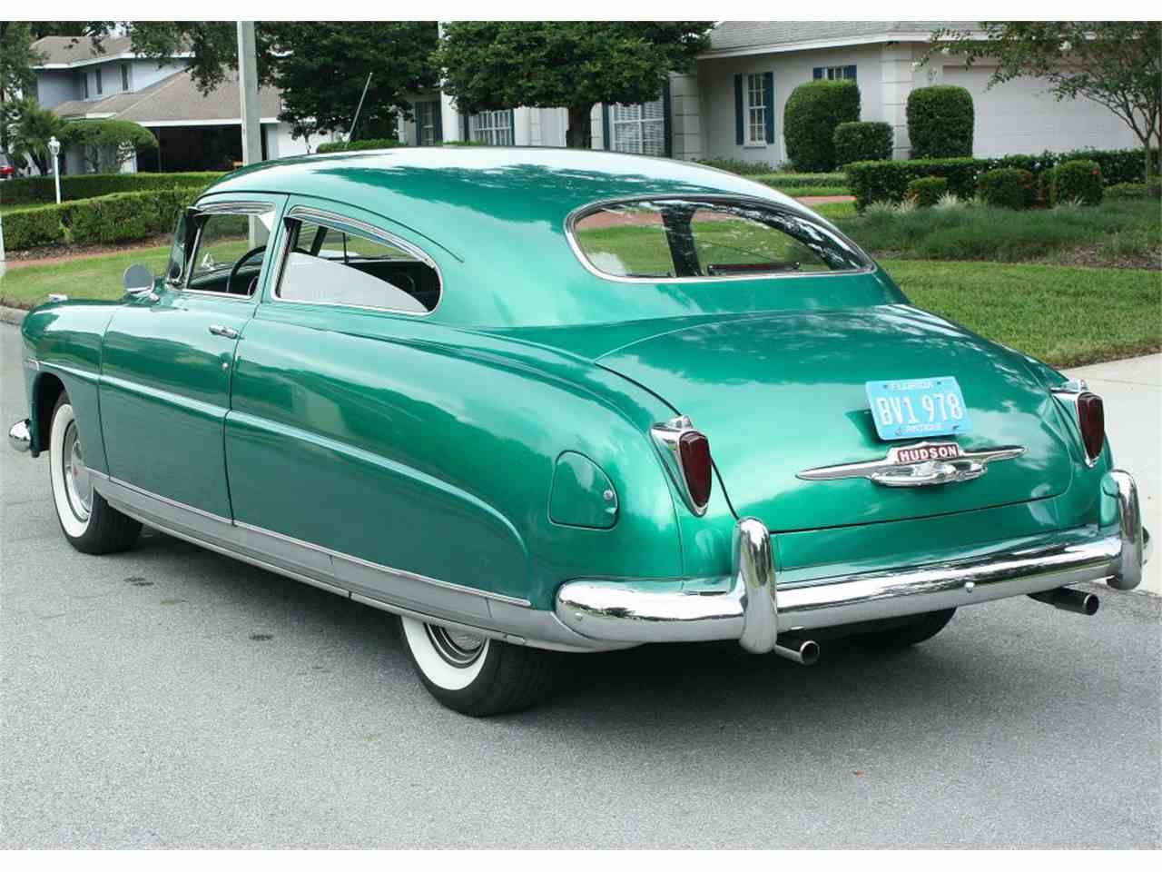 1950 Hudson Antique For Sale Cc 1019082 Classic Car Garage Hudson Car Futuristic Cars