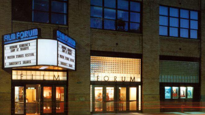 Film Forum Horror Movies
