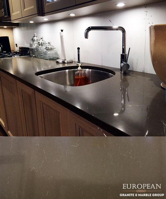 Kitchen Countertop Features Imperio