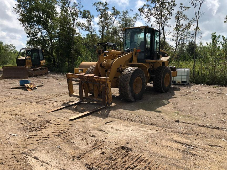 Cat 938GII Wheel Loader For Sale in Houston,Tx Used