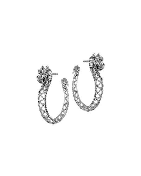 Nms16 Y0ex5 John Hardy Jewelrydragon Jewelrypearl Earringshoop