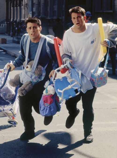 Image Result For Chandler Bing And Joey Tribbiani Tumblr Sfondi