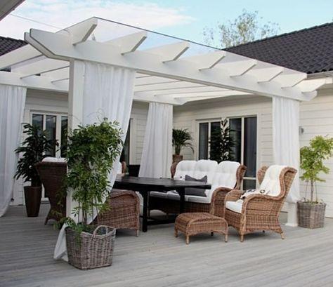 Photo of 30+ überraschend billig und einfach DIY Pergola-Ideen mit voller Tutorial – Wohn Design