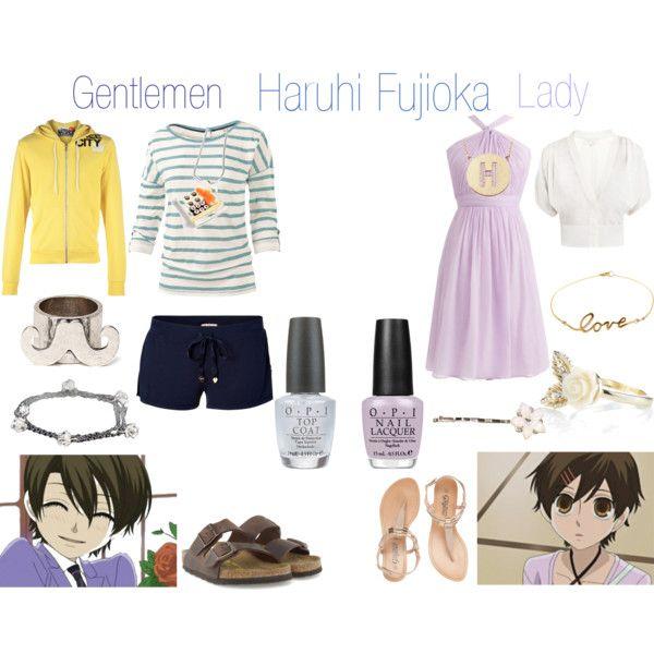 Haruhi Fujioka   Anime inspired outfits, Casual cosplay ...