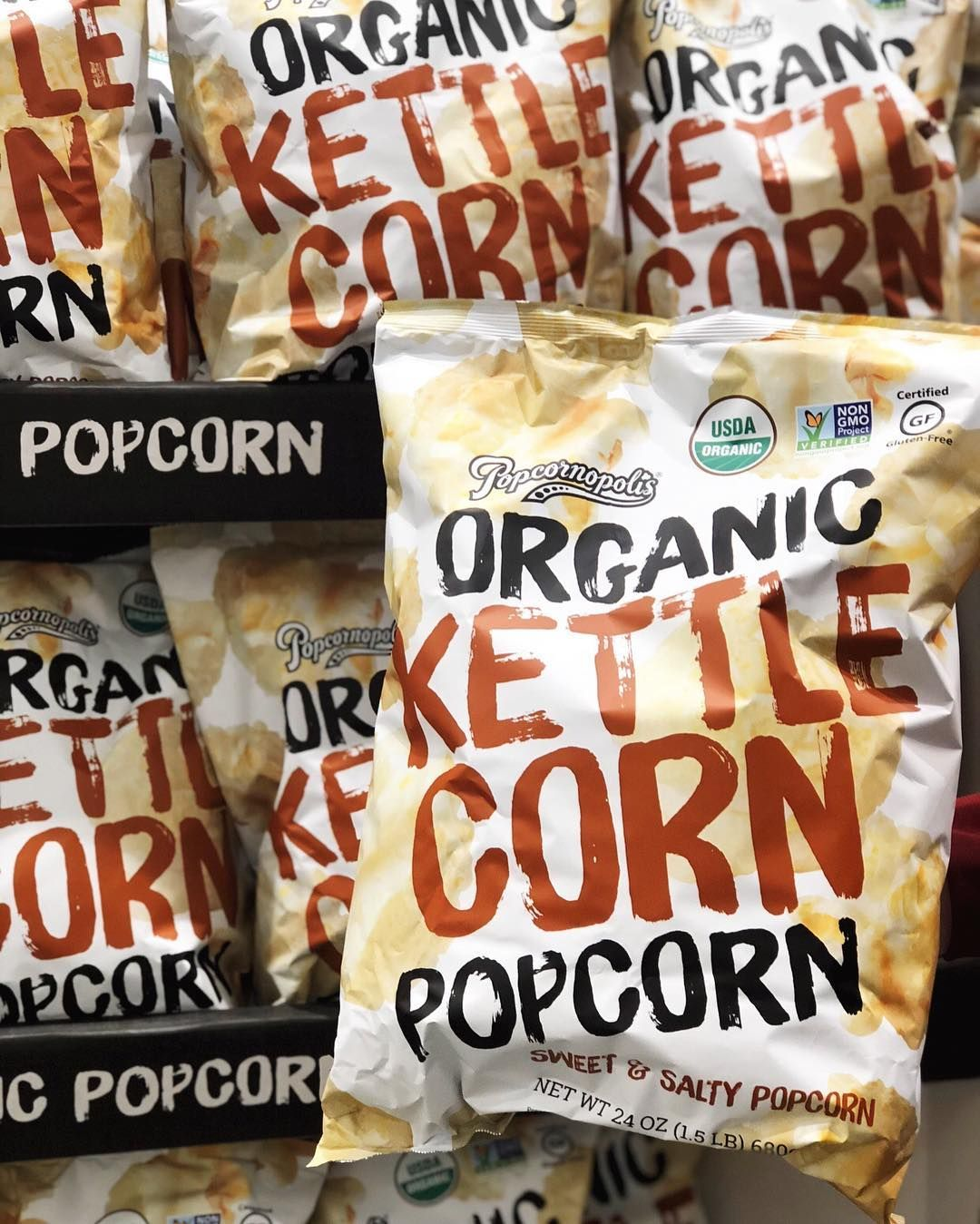 organic kettle corn popcorn at costco