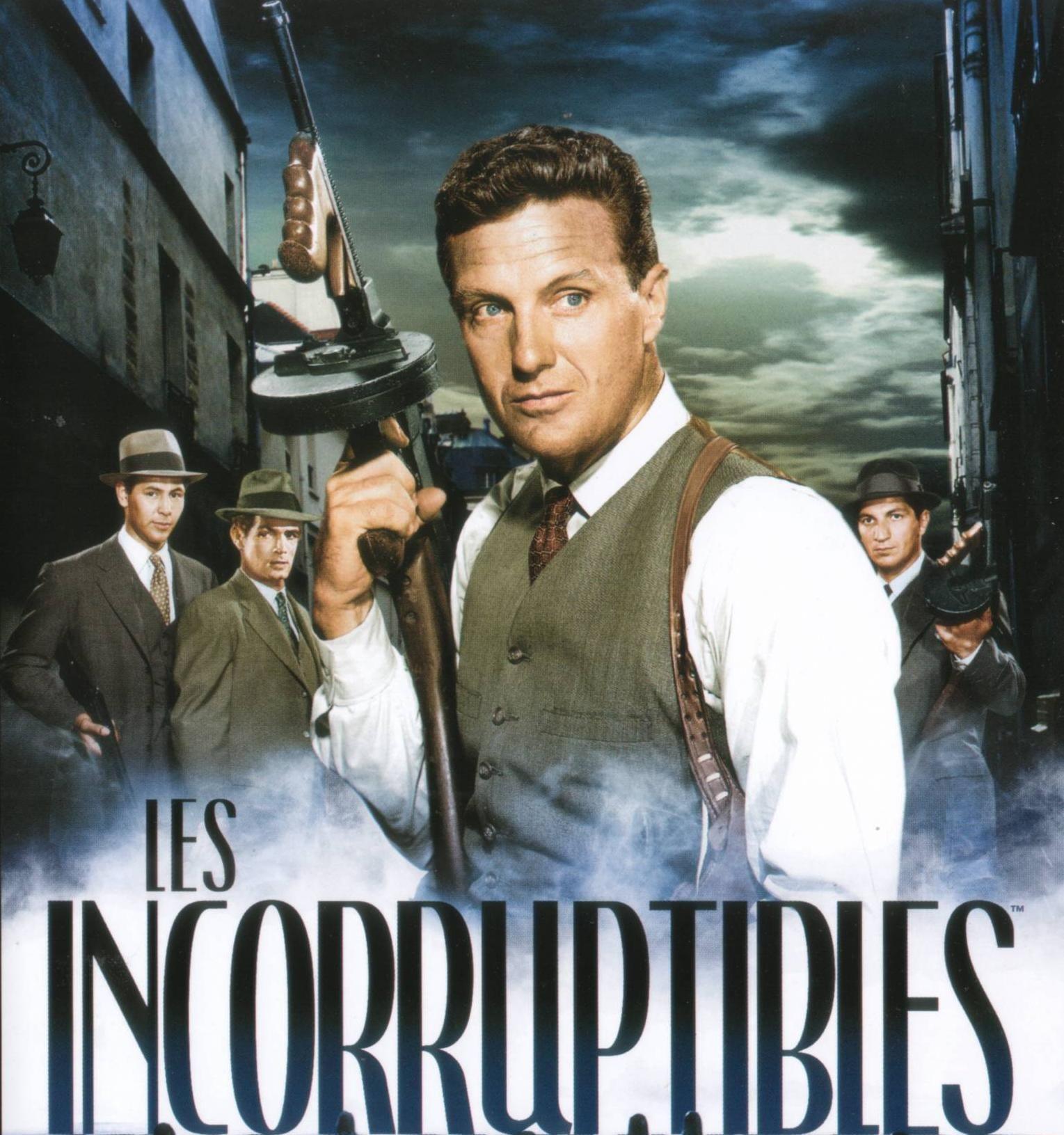 les incorruptibles serie tv