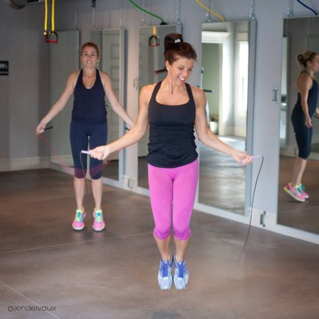 Did You Know Jumping Rope For 10 Minutes Is Equivalent To A 30 Minute Run That Is Awesome Gr Cardio Workout At Home Partner Workout Getting Back In Shape