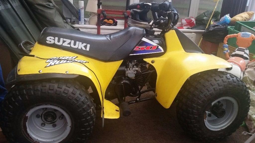 2003 Genuine Suzuki Lt50 Suzuki Used Cars Trike