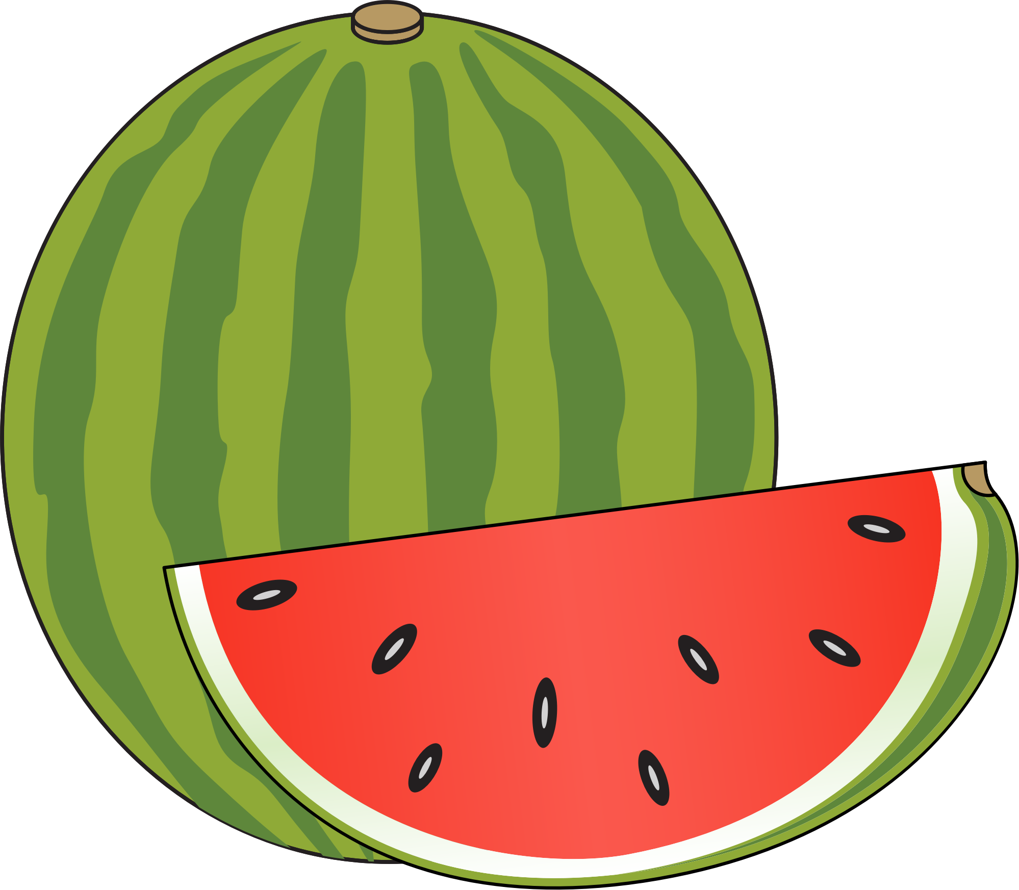 Watermelon By Casino Watermelon Clipart Watermelon Cartoon Watermelon