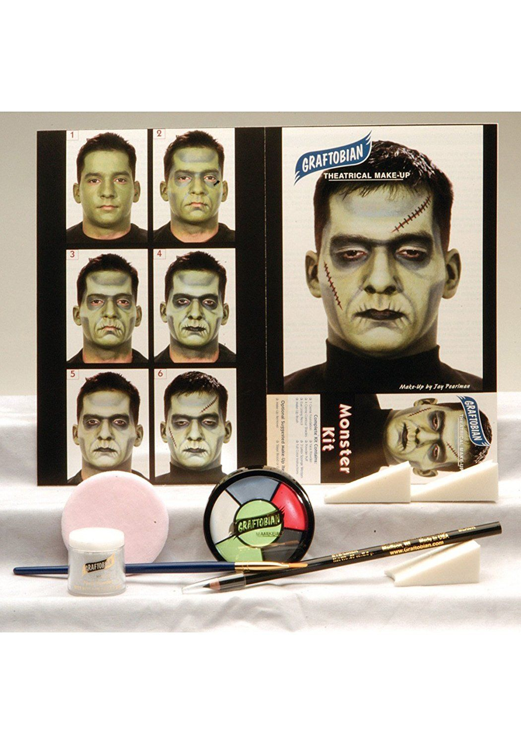 Monster Makeup Kit Read more at the image link. (Note