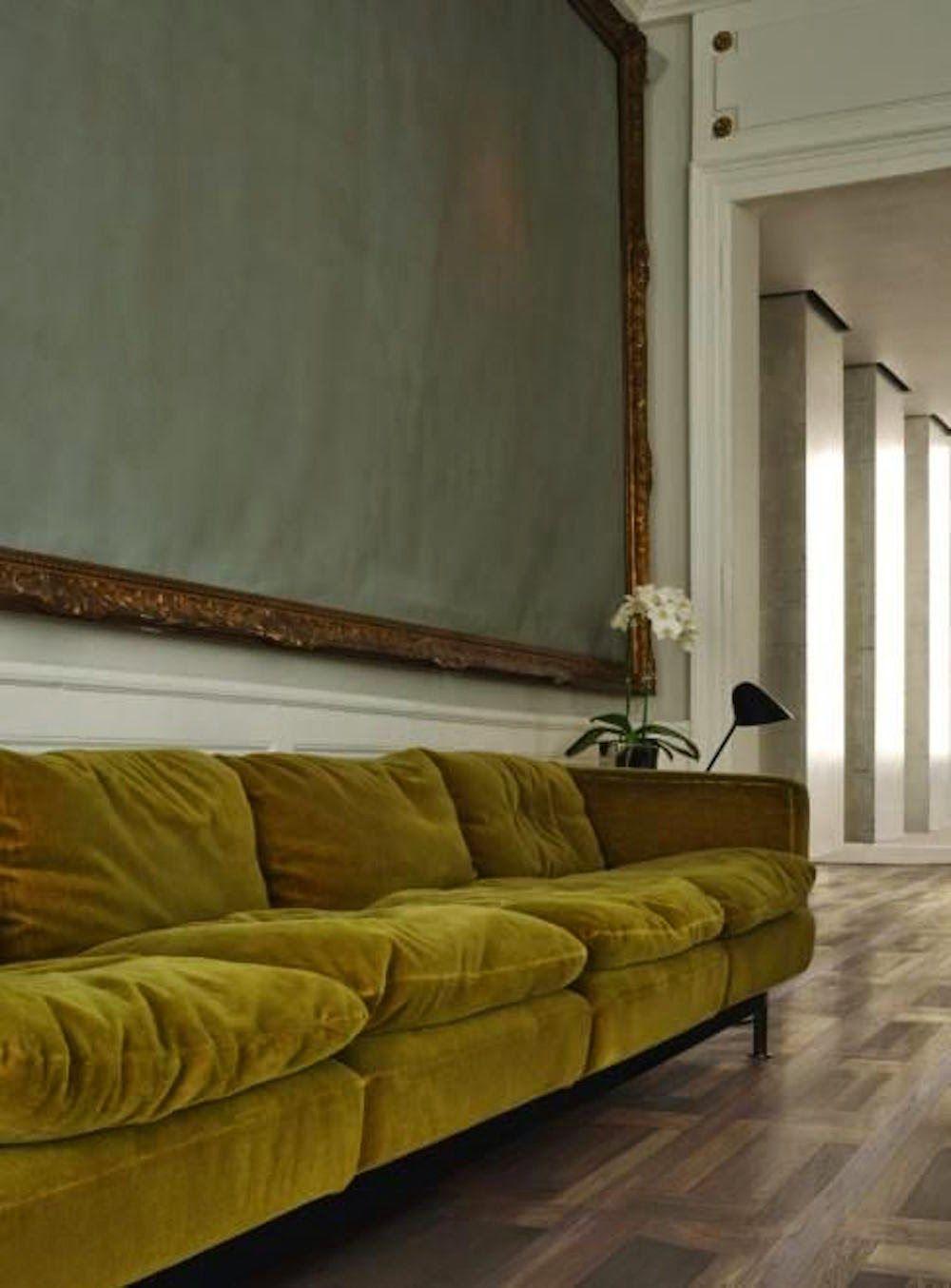 samt sofa | wohndesign | wohnzimmer ideen | brabbu, Wohnzimmer dekoo