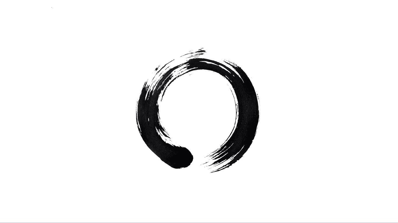 This Will Be My Next Tattoo The Enso It S Japanese For Circle
