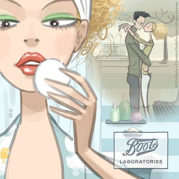 Boots Laboratories - btl