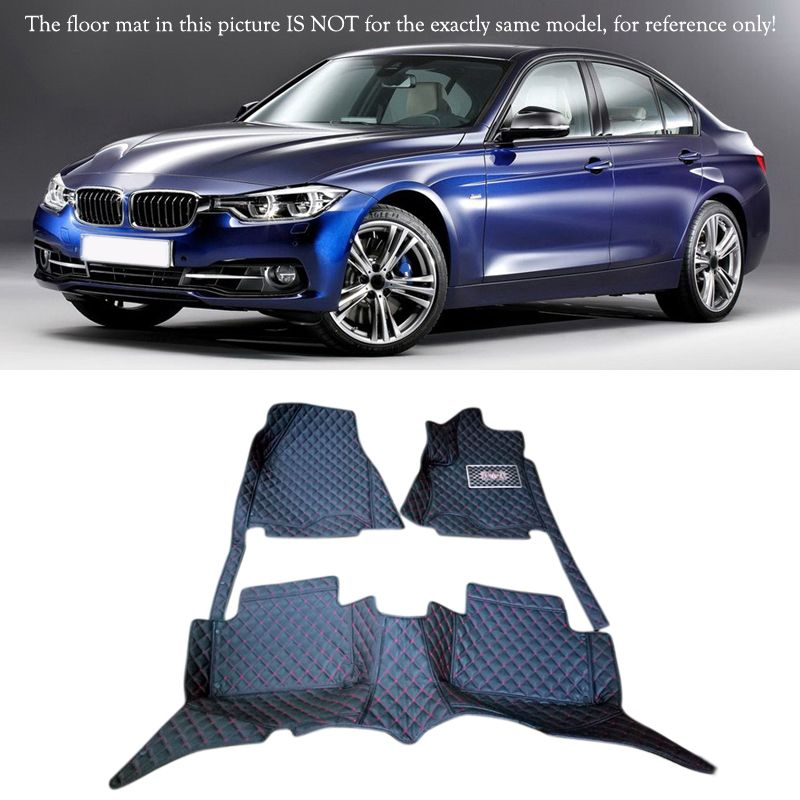 Car Interior Accessories Leather Floor Mats Carpets Pad For Bmw 3 Series F30 2013 2014 2015 2016 Car Interior Accessories Interior Accessories Car Accessories