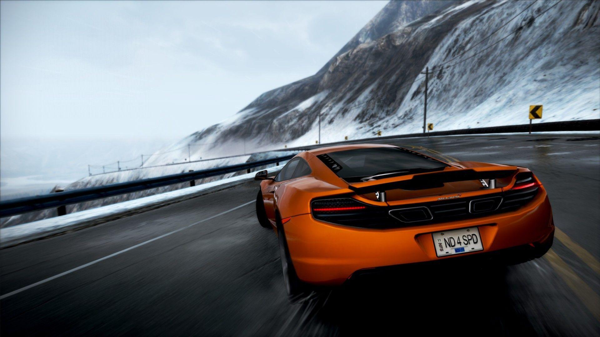 Need For Speed Mclaren Mp4 12c Hot Pursuit Wallpaper Need For Speed Mclaren Mp4 Mp4 12c