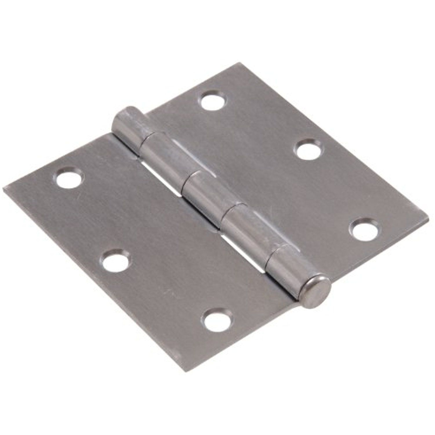 The Hillman Group 852834 3 1 2 Residential Door Hinge Square