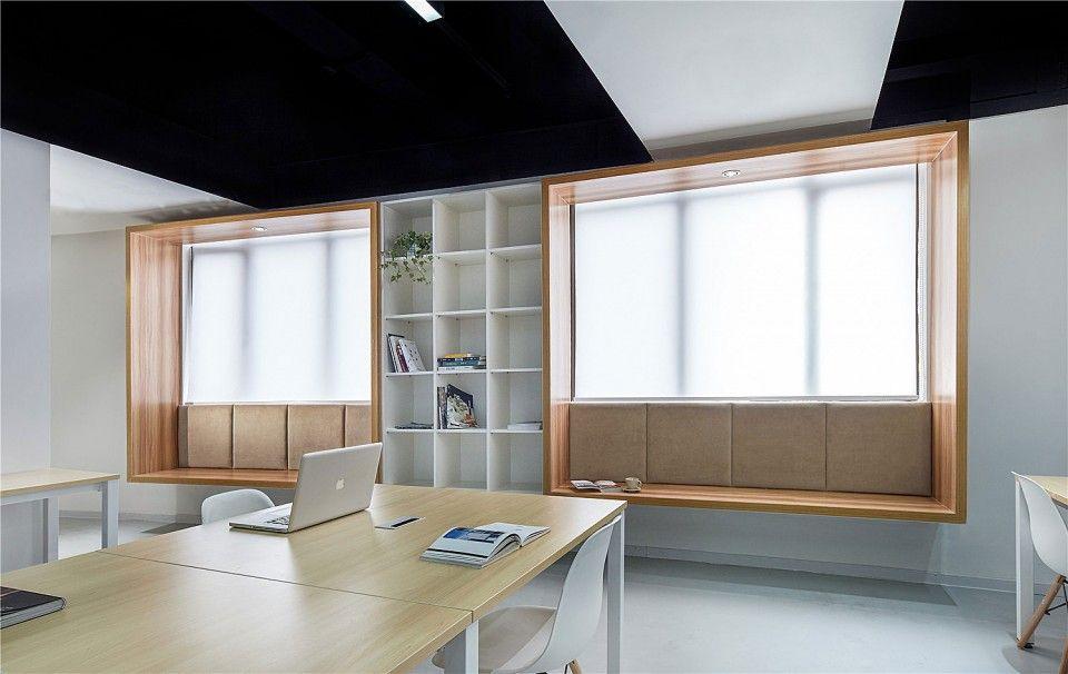 Estudios oficinas archivos interiores minimalistas - Diseno interior minimalista ...