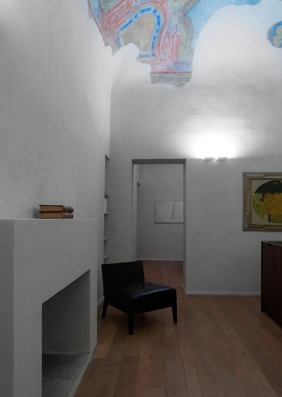 Sol 1 Casa in citta 1 - progetto luce davide groppi | case luci ...
