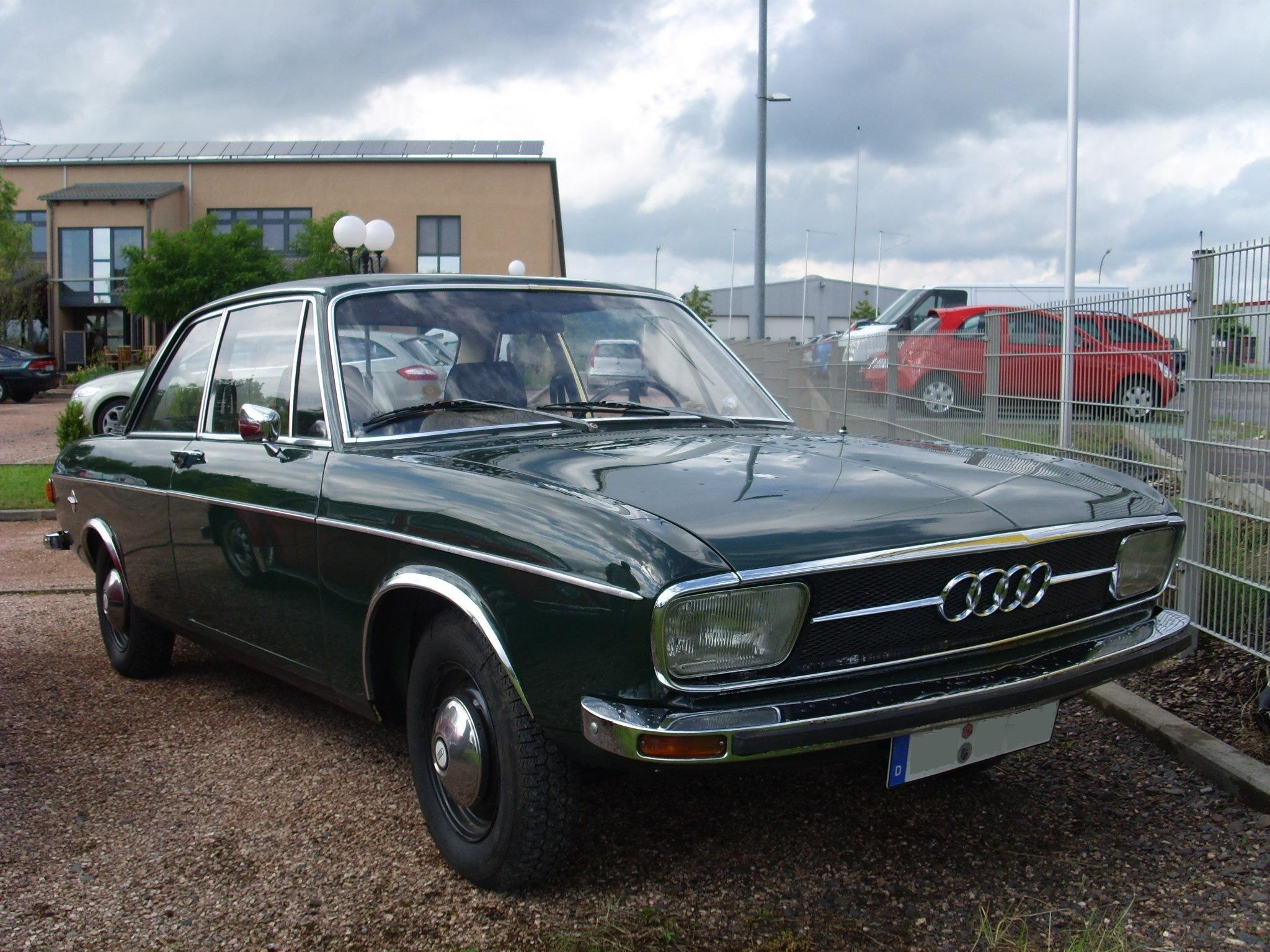 Audi NSU 100 LS 1970 | Audi, Bmw car, Bmw